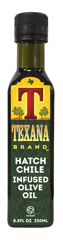 Texana Brand Hatch Olive Oil
